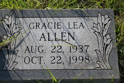 Gracie Lea Allen