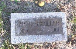 Archibald Arch Sixkiller
