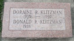 Doraine Rhoda <i>Thompson</i> Klitzman