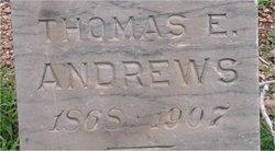 Thomas E. Andrews