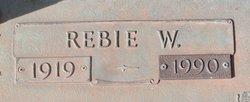 Rebie Ann <i>Weatherford</i> Perkins