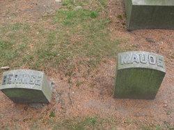 Maude Carrie <i>Eveland</i> Sponenburg