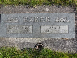 Asa Jacob Baker