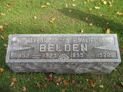 Evaline L. <i>Marble</i> Belden