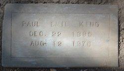 Paul Emil King
