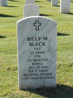 Billy Martin Black