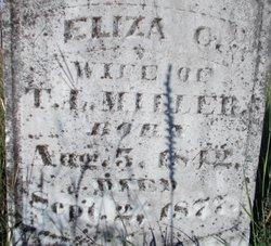 Eliza Crate <i>Davis</i> Miller