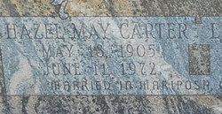 Hazel Mae <i>Carter</i> Appleby