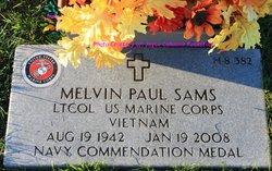 Melvin Paul Sams