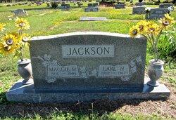 Maggie M Jackson