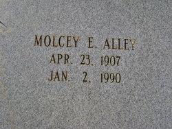 Molcey E Alley