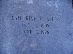 Catherine M Alley