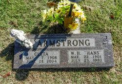 Cleta Jane <i>Whiteley</i> Armstrong