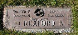 Edna Irene <i>Lukenbill</i> Rexford