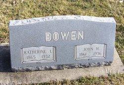 Katherine L. <i>Shannahan</i> Bowen