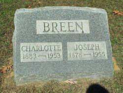 Charlotte <i>Leonard</i> Breen