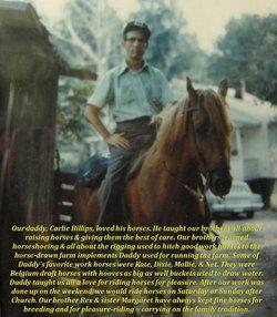 Carl Edward Carlie Billips