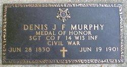 Denis John Francis Murphy
