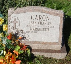 Jean Charles Caron