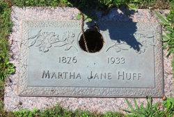 Martha Jane <i>Whaley</i> Huff