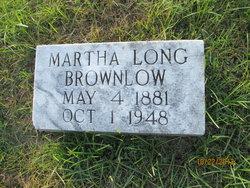 Martha <i>Long</i> Brownlow