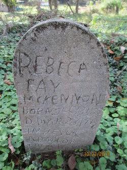 Rebecca Fay McKennon