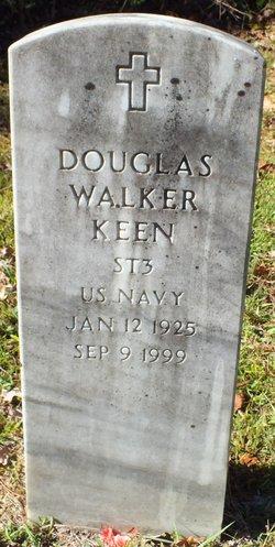 Douglas Walker Keen