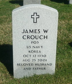 James W Crouch