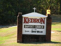 Kedron Baptist Churchyard