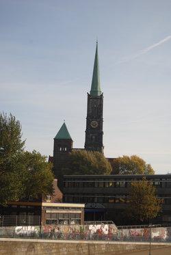 Sankt  Stephani Churchyard