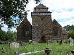 St Bridget's Churchyard