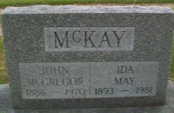 John McGregor McKay