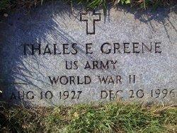 Thales Edison Green