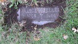 Alice <i>Green</i> Mueller