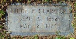 Eddie B Clary, Sr