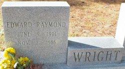 Edward Raymond Wright