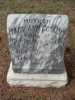 Mary Ann <i>Browne</i> Collins