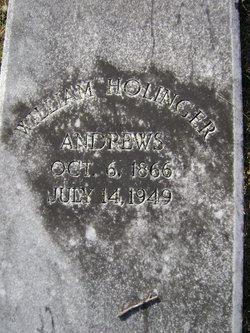 William Holinger Andrews