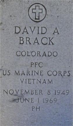 David Allen Brack