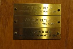 Susan R <i>Cobb</i> Beyer
