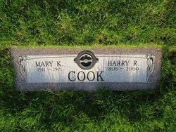 Harry Robert Cook