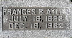 Frances B. Ayler