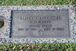 Albert F Aucoin, Jr