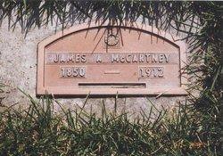 James Albert McCartney