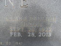 Clara Pauline Polly <i>Mixon</i> Drane