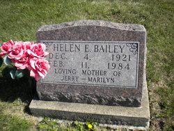 Helen E. Bailey