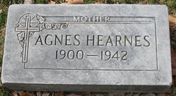 Agnes Hearnes