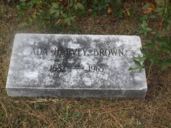 Ada <i>Harvey</i> Brown