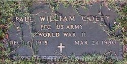 Paul W. Coley