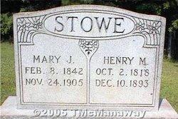 Henry M. Stowe